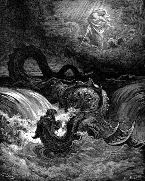 Les 4 grands princes Leviathan