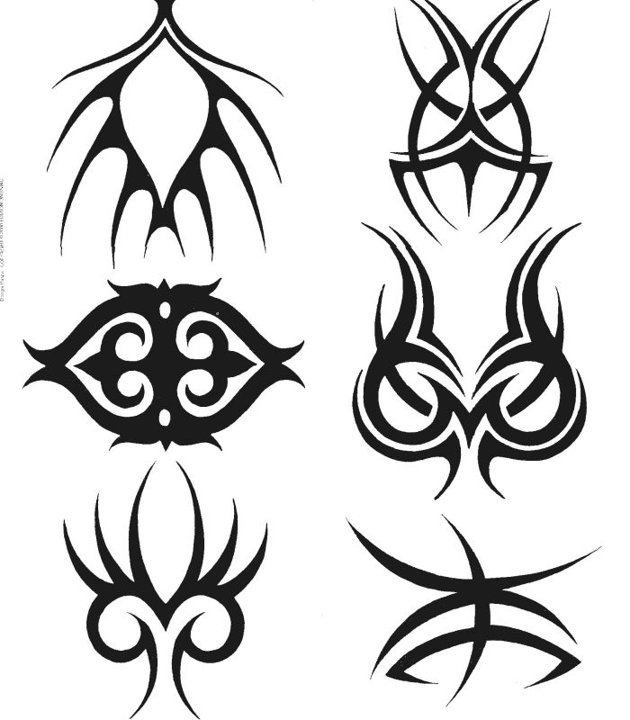 tatouages motifs de tatouage. Black Bedroom Furniture Sets. Home Design Ideas